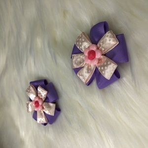 Other - Hair bow set